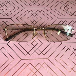 Prada Silver Classic Glasses